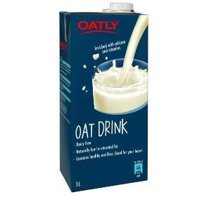mleko owsiane w kartonie