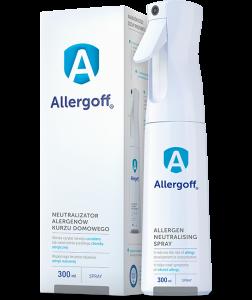 spray na roztocza Allergoff