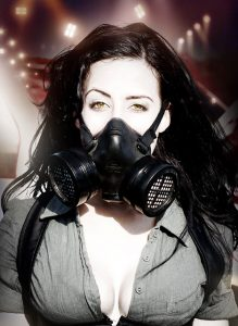 maska wydolnościowa